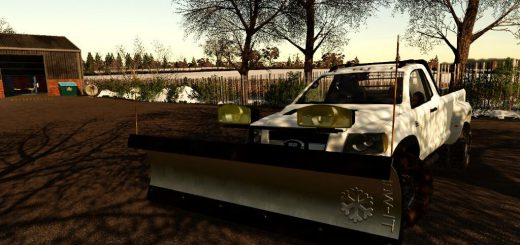 TLX FRONT PLOWS PACK V1.0