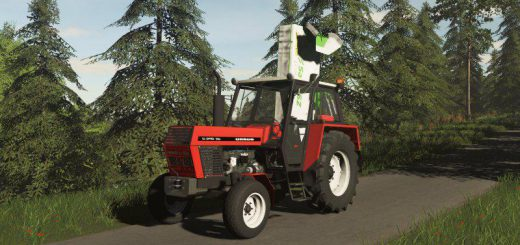 URSUS C-3110 PACK (RED & YELLOW) V1.0
