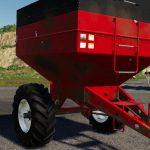 BULK CARRIER AGRICULTURAL TRAILER IB AR 100 V1.0