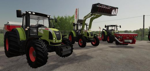 CLAAS ARION 600 (610, 620, 630, 640) V1.1.1.9
