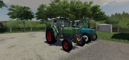 FENDT 300 AVEC 2WD V1.0