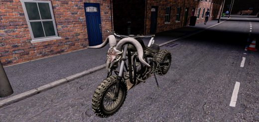 FURY ROAD MOTORCYCLE V1.0