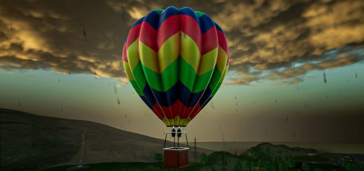 HOT AIR BALLOON V1.0