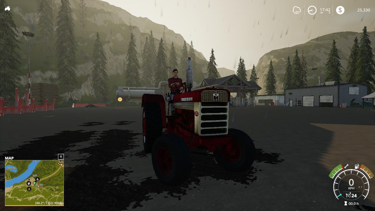 INTERNATIONAL HARVESTER 660 V1.0