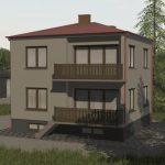 SQUARE HOUSE V1.0