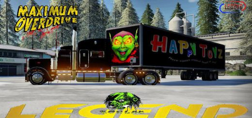 TRAILER HAPPY TOYS V2.0