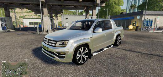 VW AMAROK EDIT V1.0