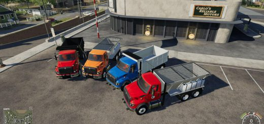 WORKSTAR 10 WHEELER V1.0
