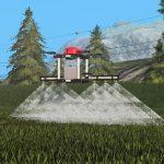 AGRICULTURAL DRONE V1.0