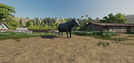 COW STATUE V1.0