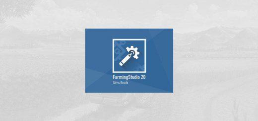 FARMING STUDIO 20 V0.3.1 BETA