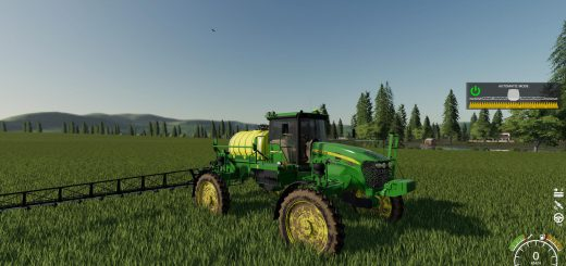 JOHN DEERE 4730 SPRAYER V2.5