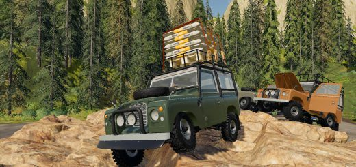 LAND ROVER SERIES III V1.0