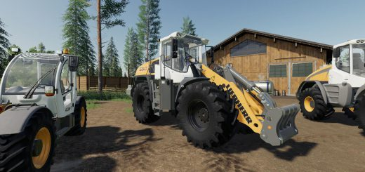 LIEBHERR 550 X-POWER V1.0