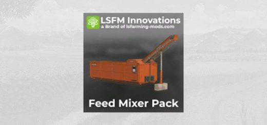 LSFM FEED MIXER PACK V1.0
