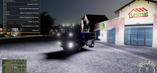 MAN TGS18500 TIPPER V1.0