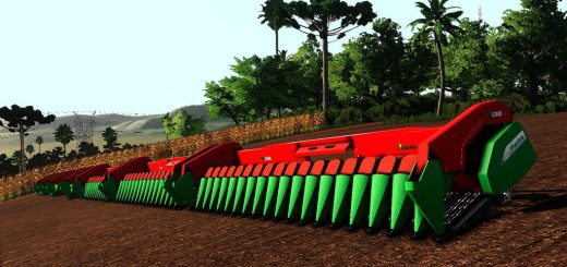 MASTRA MAIZE HEADERS V1.0