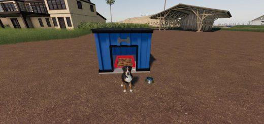 MODERN DOG HOUSE PACK V1.0