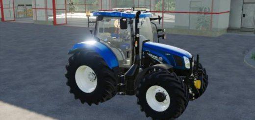 NEW HOLLAND T6 2012 V1.0