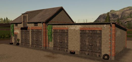 POLISH BUILDINGS PACK V1.0