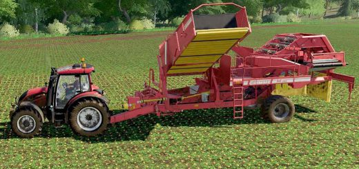 ROOT HARVESTER PACK GRIMME SE 260 V1.0