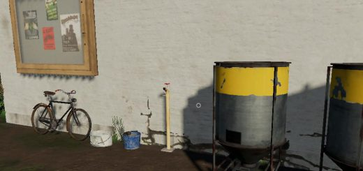 WATER STANDPIPE V1.0.1.0