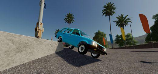 1986 TERCEL AWD V1.0