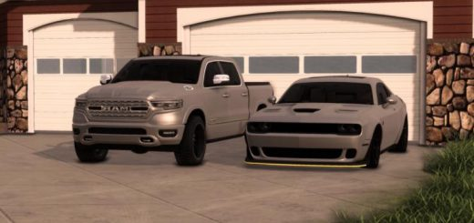 2019 DODGE RAM 1500 LIMITED V1.0