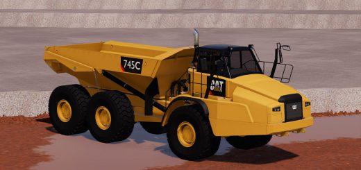 4MR CAT 745C V4.9