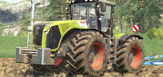 CLAAS XERION 4000/5000 SERIES V1.0