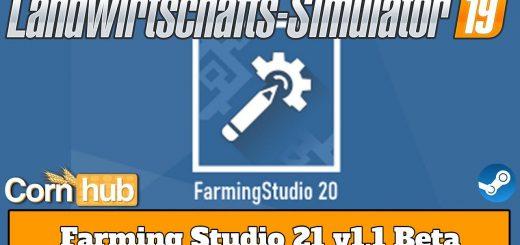 FARMINGSTUDIO21 V1.1 BETA