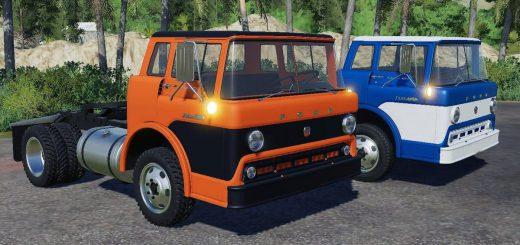 FORD C600 1957 V1.0