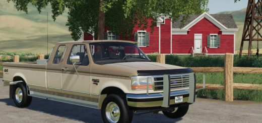 1990'S FORD F-SERIES V1.0