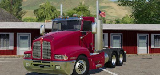 KENWORTH T600 DAYCAB AMERICANIZED V1.0