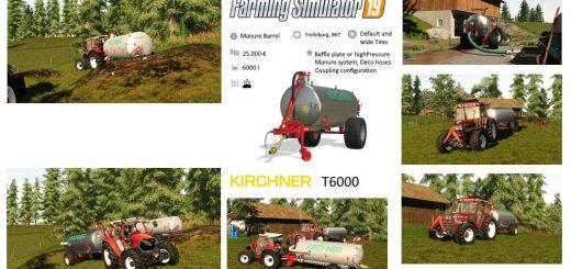 KIRCHNER T6000 V1.0