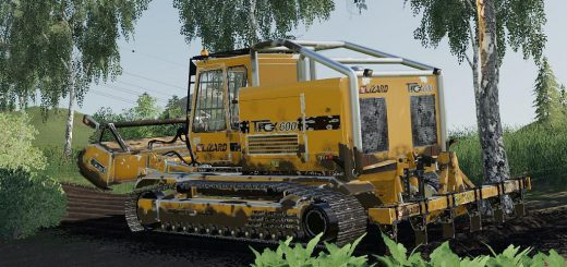 Fs19 Forestry Equipment Mods