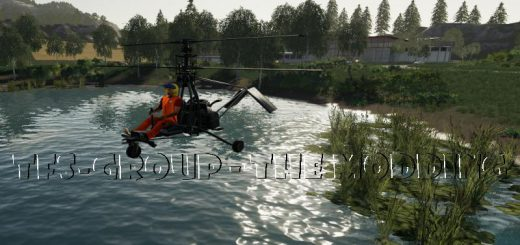 MICRON ULTRALIGHT HELICOPTER V2.0
