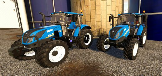 NEW HOLLAND T5 SERIES US V1.0