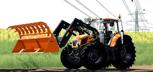 NEW HOLLAND T5 UTILITY SERIES V1.0