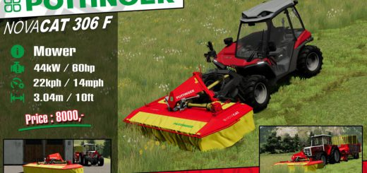 POTTINGER NOVACAT 306 F V1.0