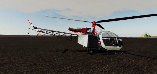 ROBIN HELICOPTER V1.0