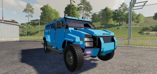 SWAT ARMORED V1.0