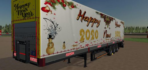 TRAILER HAPPY NEW YEAR BY BOB51160 V1.0