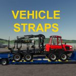 Vehicle Straps v1.0