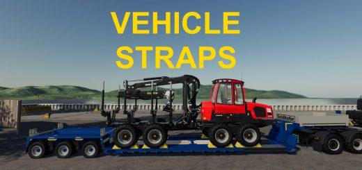 Vehicle Straps v1.0