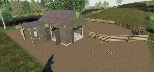 A SMALL HORSE STABLE V1.0