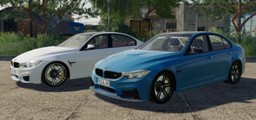 BMW M3 F80 V1.0