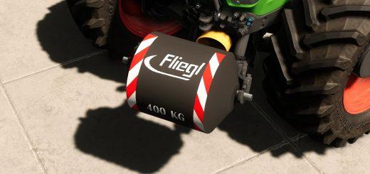 FLIEGL GEWICHTE PACK V1.0