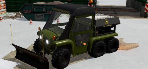 GATOR SNOW PACK V1.0