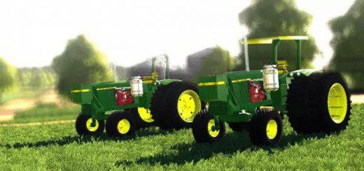 JD 5020 AND 5010 KINZE REPOWERS BETA